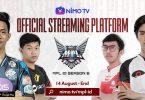 Bawa Talkshow dan Skin, Nimo TV Kembali Dukung MPL ID S6 Header.