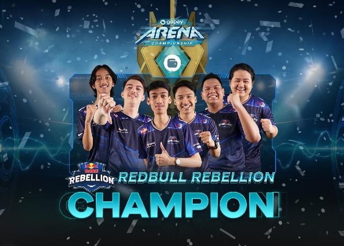 GAC 2020 Redbull Rebellion Champion