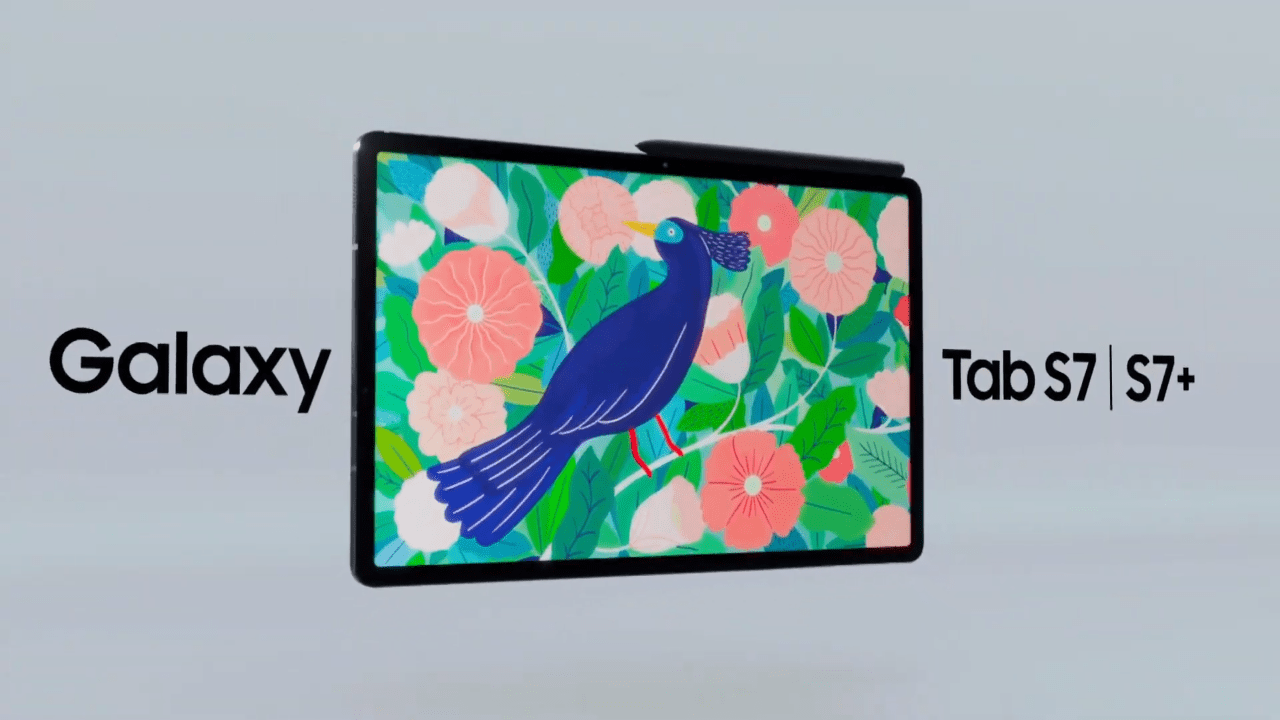 Galaxy Tab S7 Feature