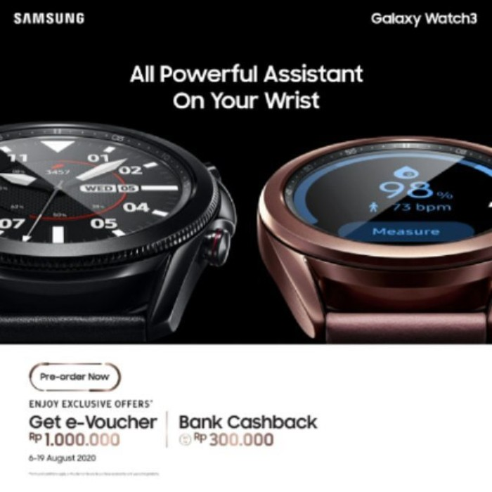 Galaxy-Watch-3-Pre-Order