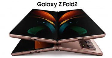 Galaxy Z Fold2 Featurez