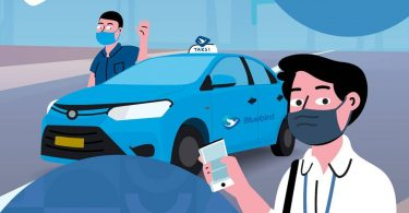 GoPay x Blue Bird Hadirkan Pembayaran Digital dengan Teknologi QRIS Header