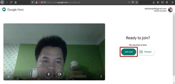 Google Meet Join