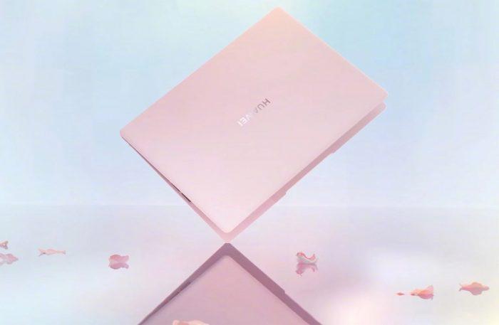 HUAWEI-MateBook-X-2020-Pink