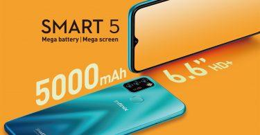 Infinix Smart 5 Battery