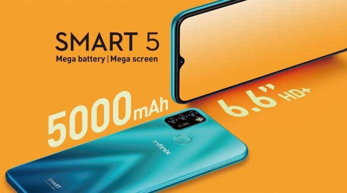 Baterai Infinix Smart 5