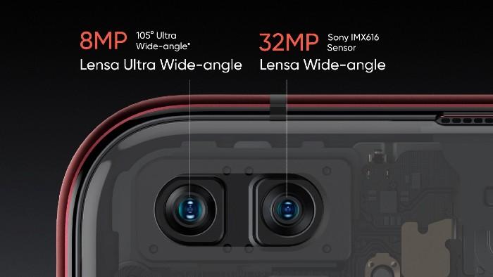 Kamera-Depan-realme-X50-Pro-5G