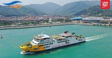 LinkAja Kini Bisa Digunakan Untuk Transaksi Transportasi Kapal Feri Header