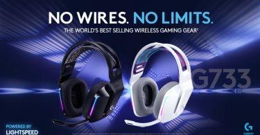 Logitech G Rilis Headset Gaming Nirkabel Pertama di Indonesia, Berapa Harganya Header.