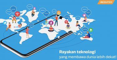 Mediatek Rayakan Teknologi Dunia
