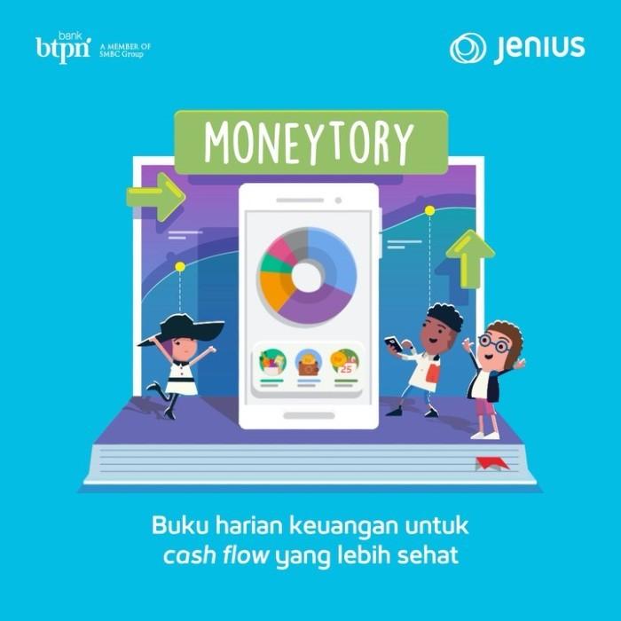 Moneytory Jenius