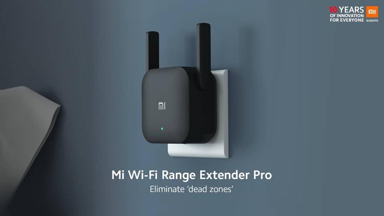 Murah! Xiaomi Rilis Mi Wi-Fi Range Extender Pro dengan Harga Rp 149 Ribu Header