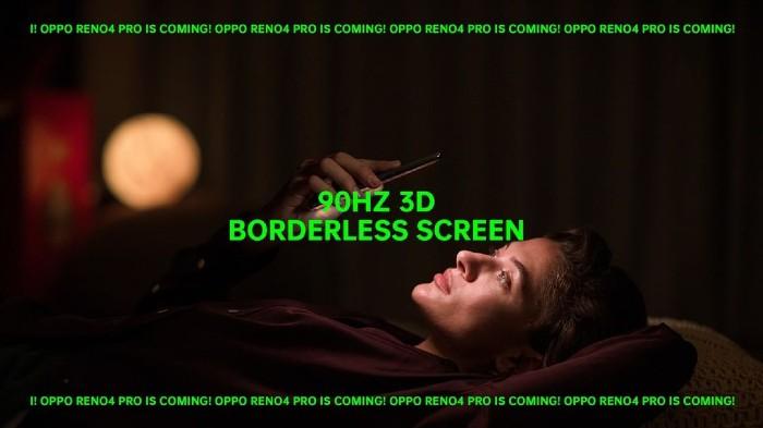 OPPO-Reno4-Pro-90Hz-dan-3D-Borderless-screen