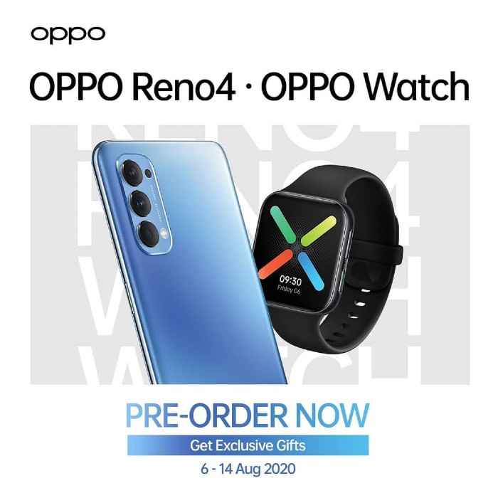 Pre-order-OPPO-Watch