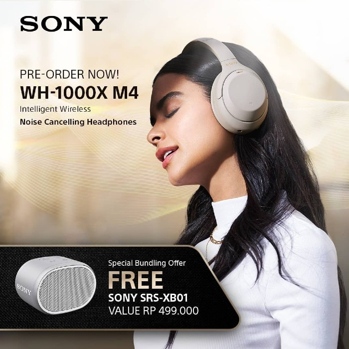 Pre-order-Sony-WH-1000X-M4