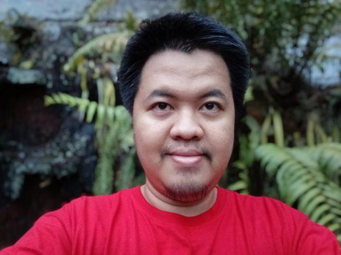 Redmi9A-Selfie-Bokeh