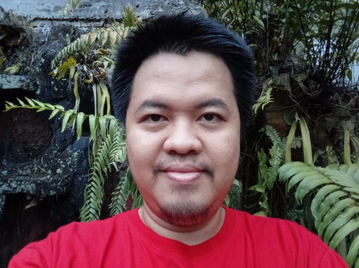 Redmi9A-Selfie-Normal