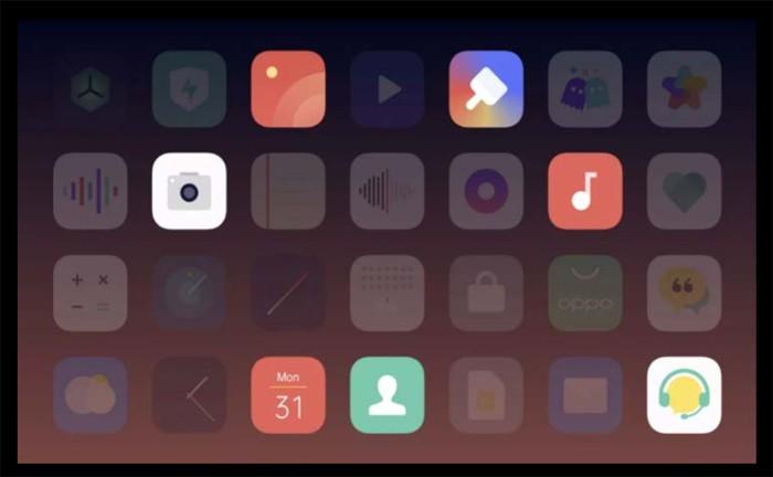 Reno4-AI App Preloading