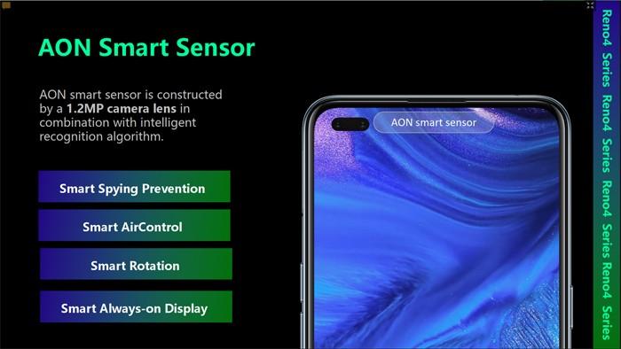 Reno4 - AON Smart Sensor