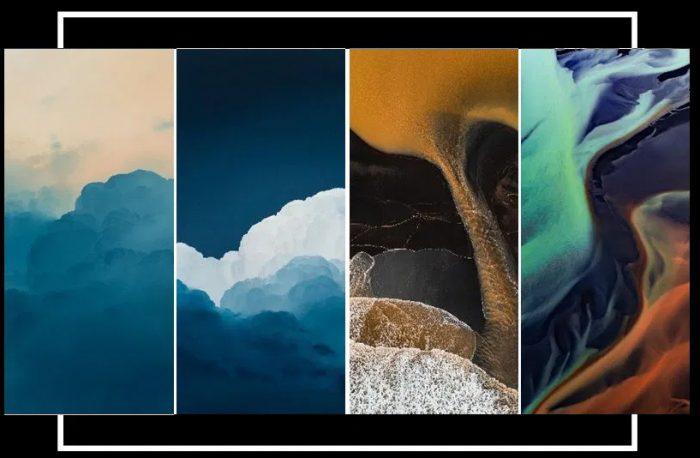 Reno4-Artist Wallpaper