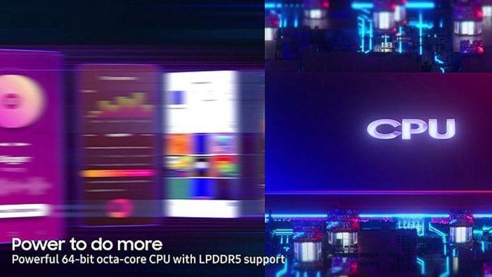 Samsung Exynos LPDDR5 Support
