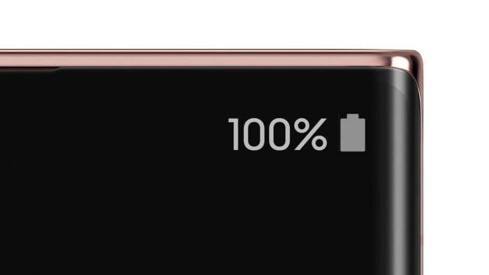 Cara Kalibrasi Baterai HP Samsung - Notifikasi