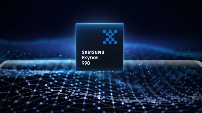 Samsung Galaxy Note20 Exynos 990