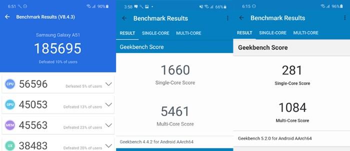 Samsung-GalaxyA51-PerformanceBenchmark