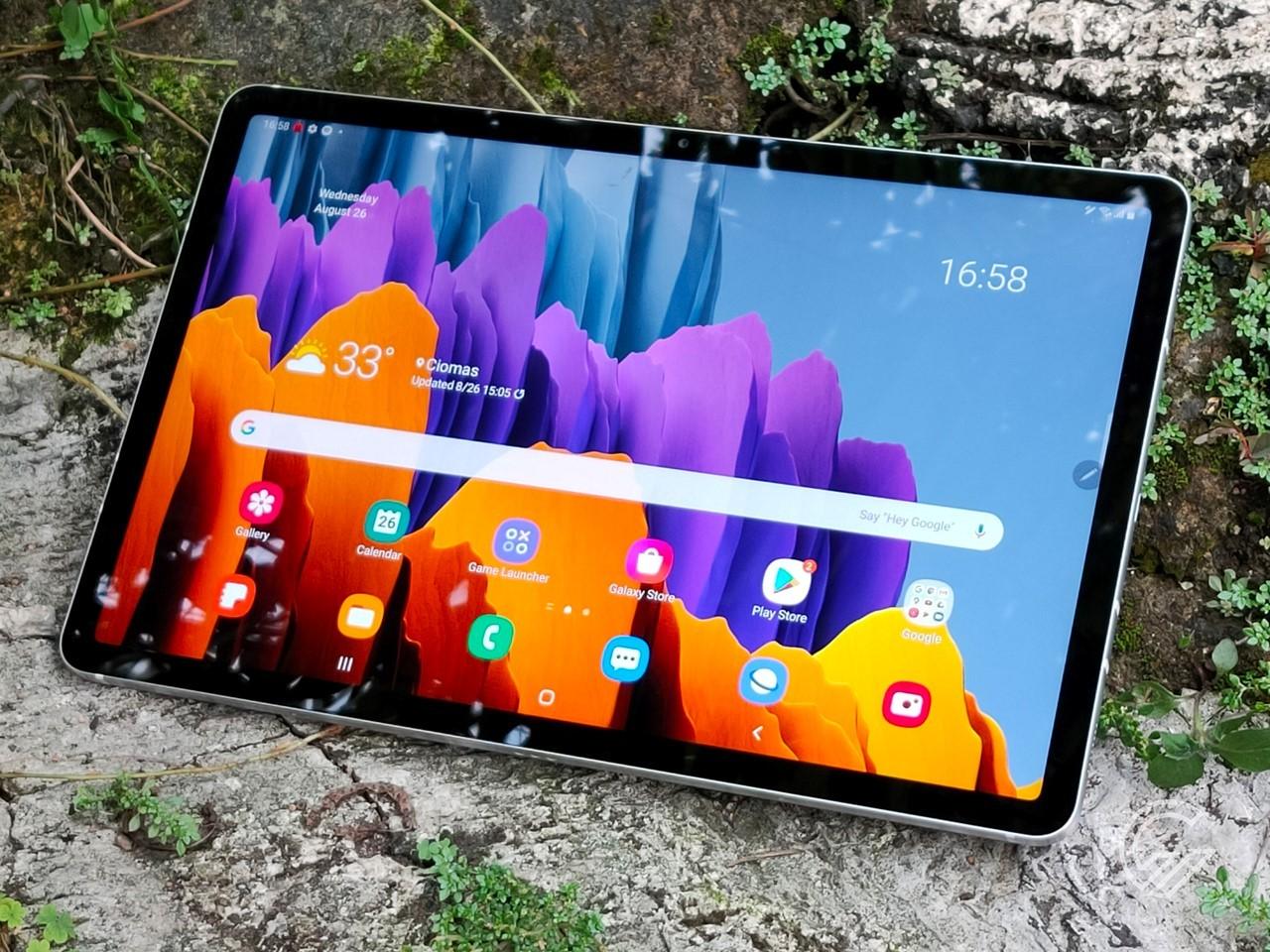 Samsung Galaxy Tab S7 vs Galaxy Tab S7+ Header