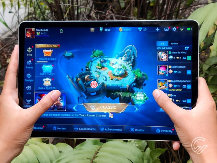 Samsung-GalaxyTabS7-Game