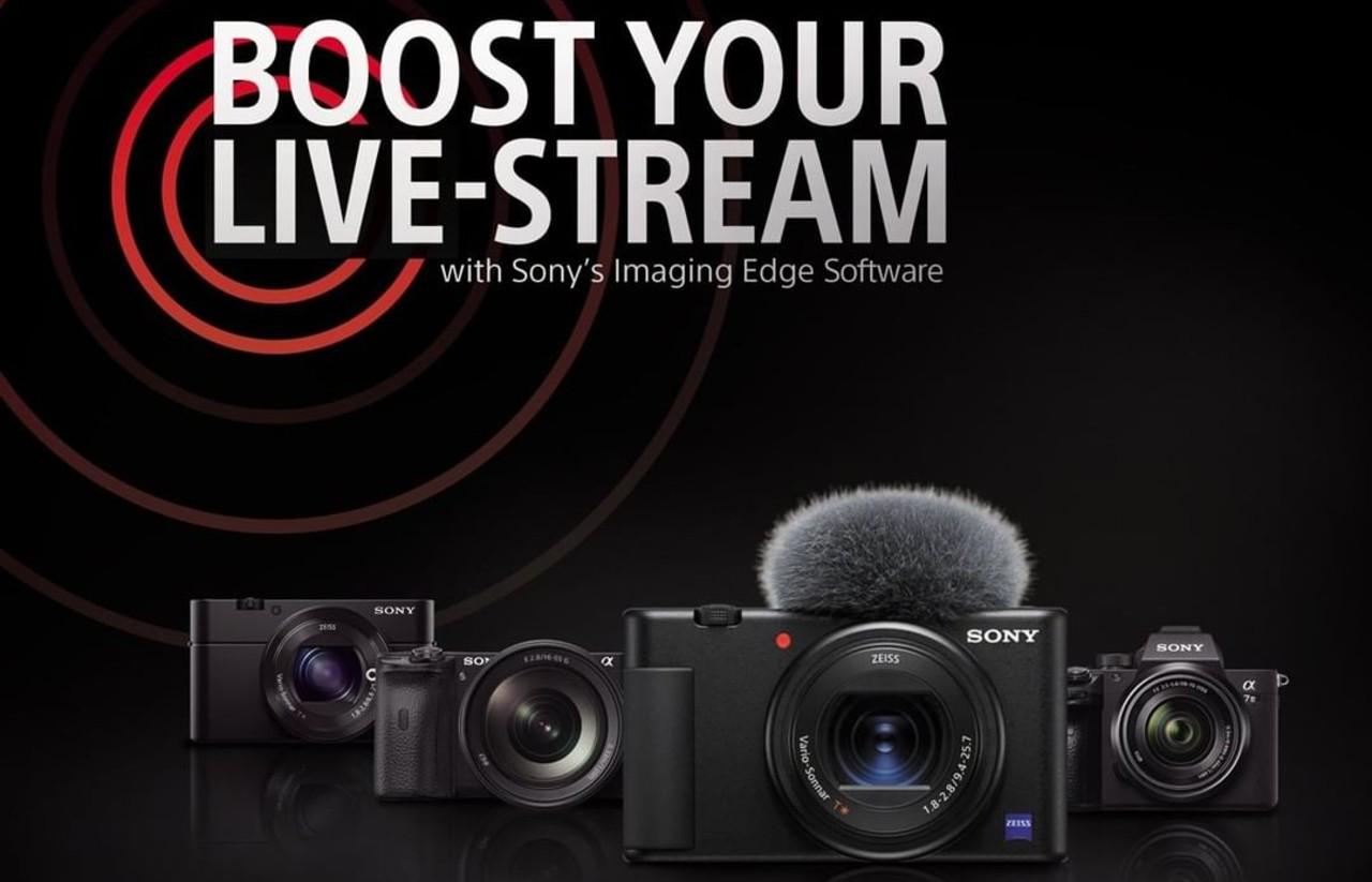 Sony Umumkan Software Baru Yang Bisa Ubah Kamera Jadi Webcam Header.