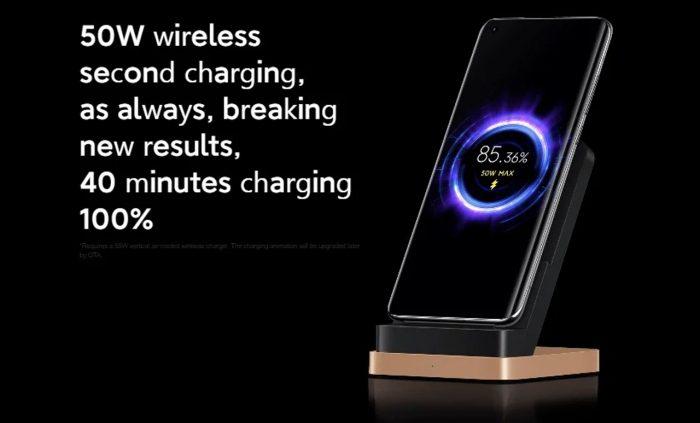 Xiaomi MI 10 Ultra Battery