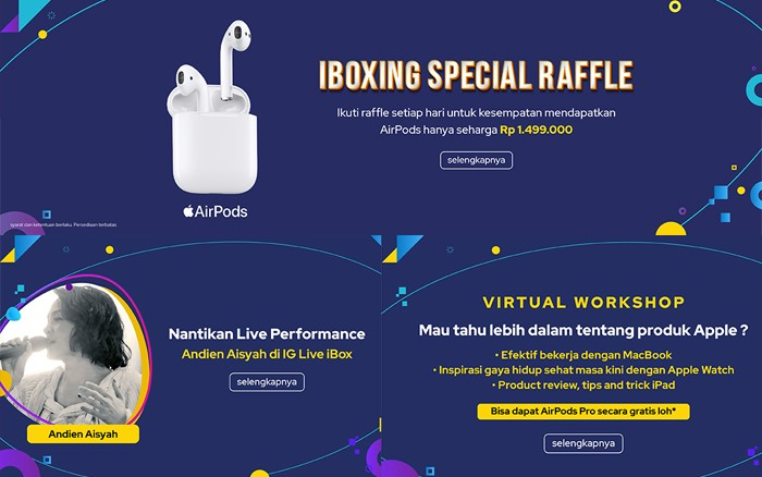 iBoxing Week Event