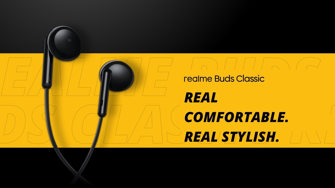 realme Buds Classic Header