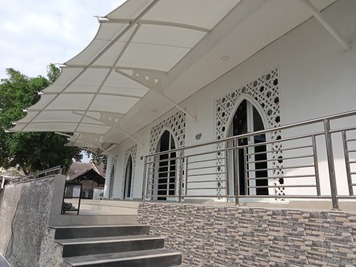 realme C15 Kamera Belakang Masjid