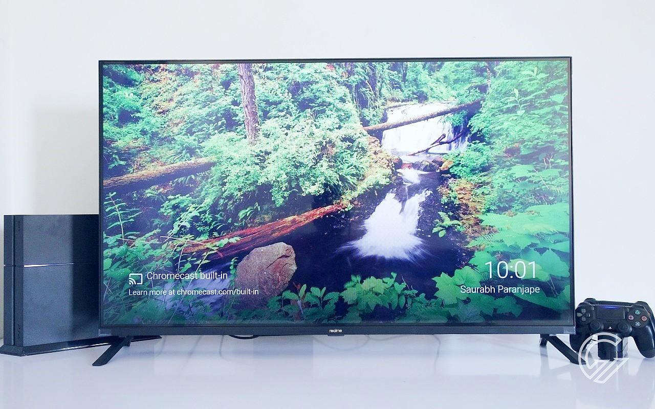 realme Smart TV Depan Header