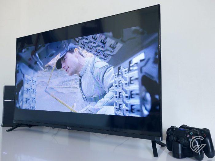 realme Smart TV Kualitas Film