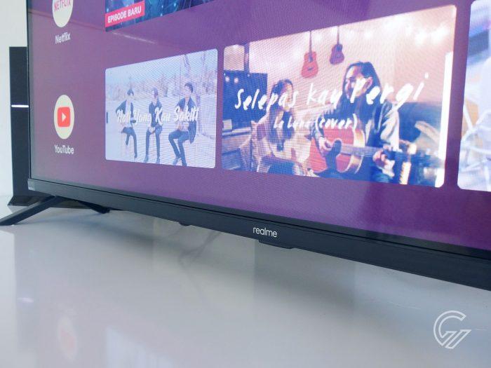 realme Smart TV Logo
