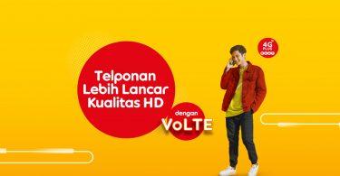 Indosat Ooredoo VoLTE Feature