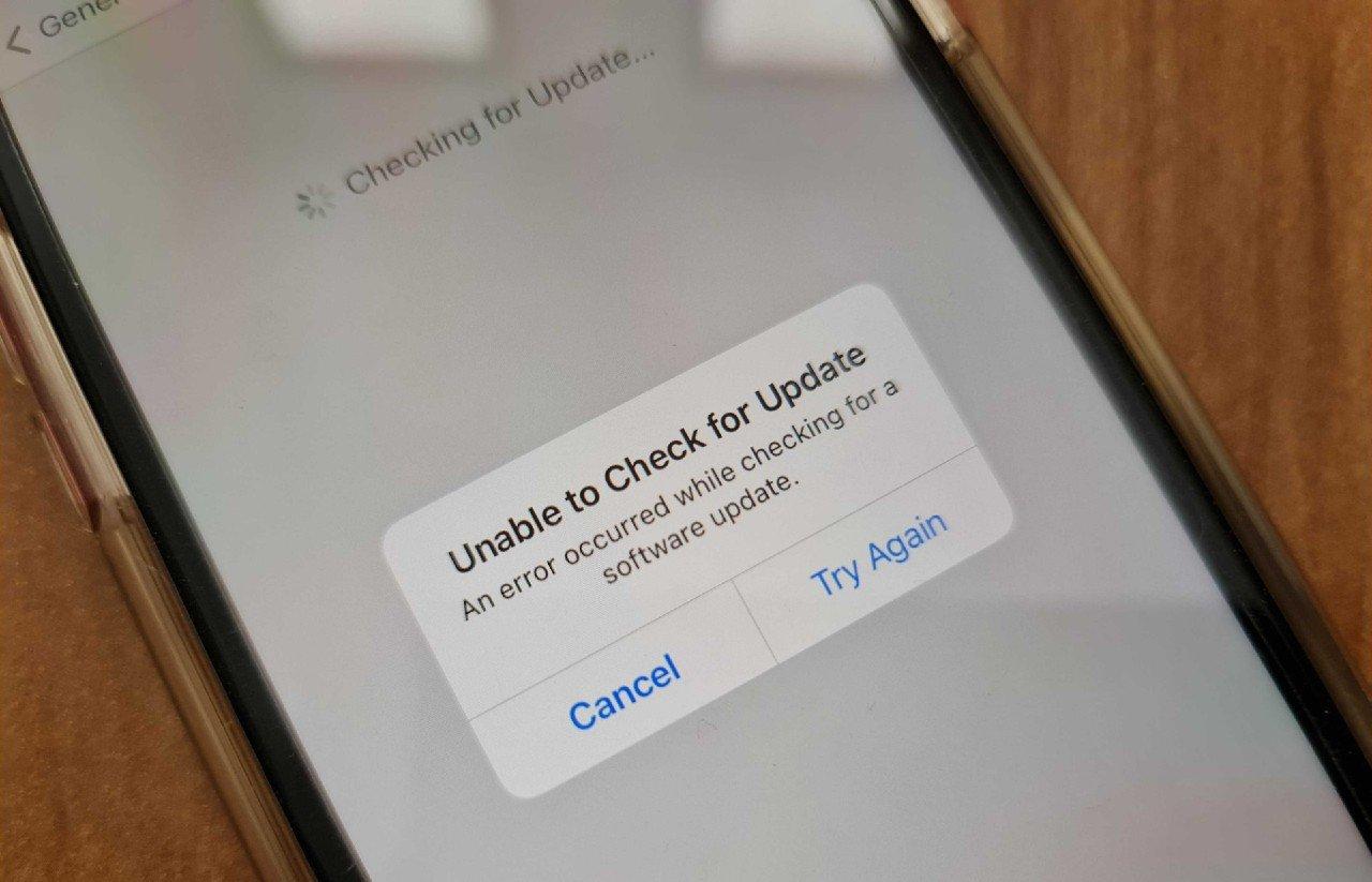 Kenapa iPhone Tidak Bisa Update iOS, Ini Jawabannya! Header