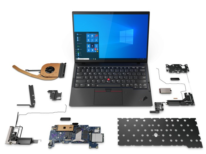 Lenovo-ThinkPad-X1-Nano-Internal