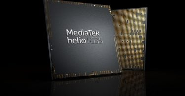 MediaTek Helio G35 Header