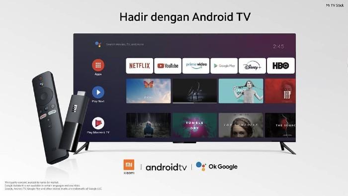 Mi TV Stick Android TV.