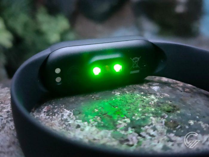 MiBand5-Sensor