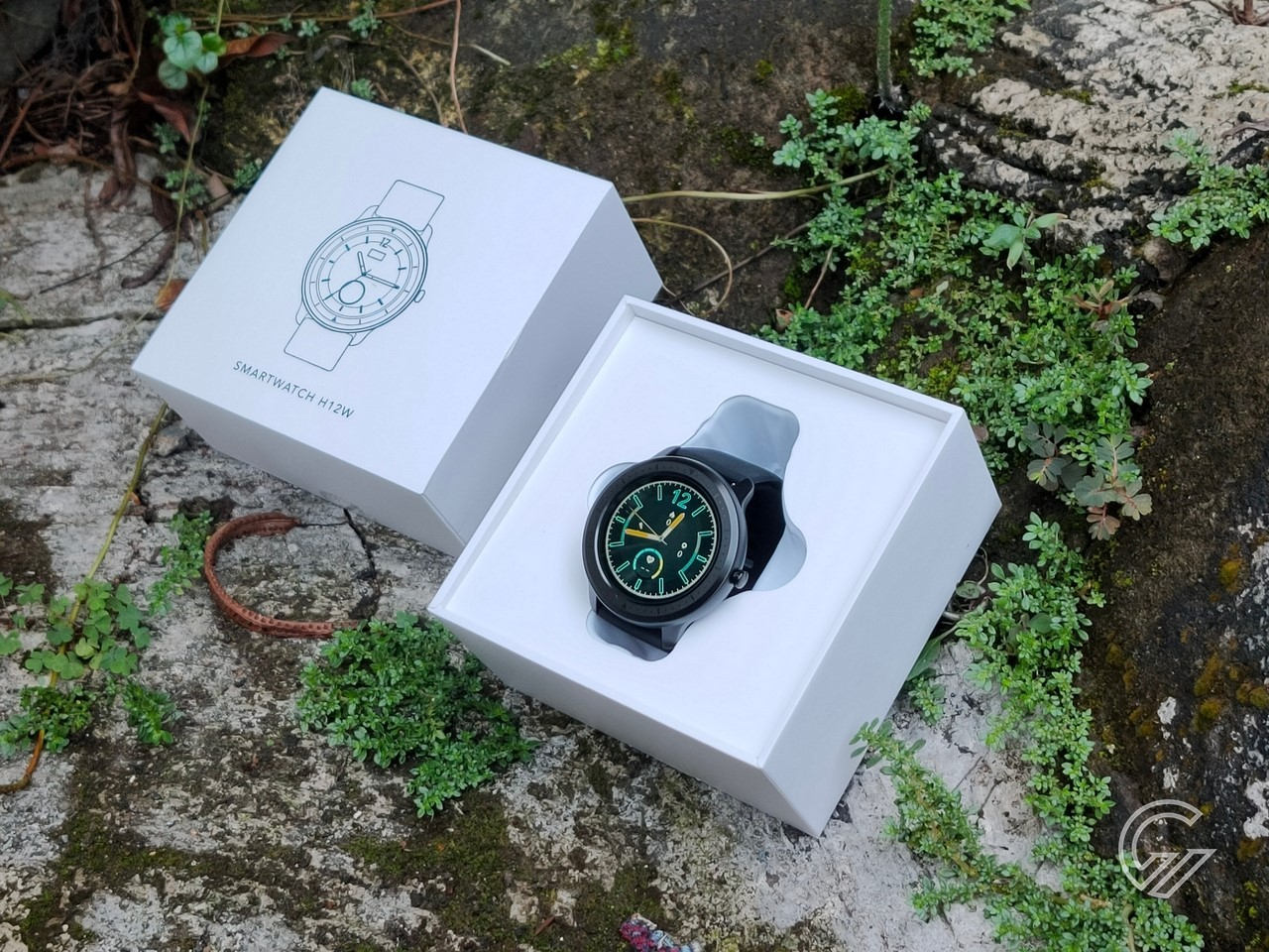 Review OASE Watch H12W Header
