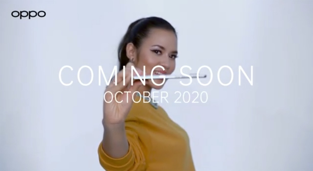 OPPO F Coming Soon