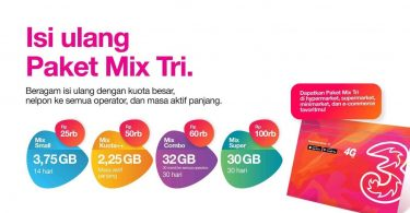 Paket Mix Combo Tri