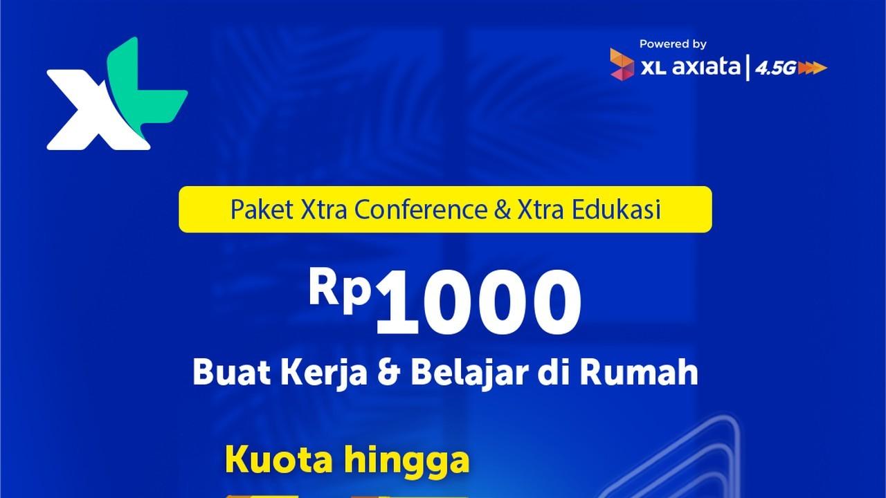 Paket Xtra Conference XL