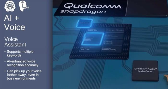 Qualcomm Snapdragon 732G AI Voice