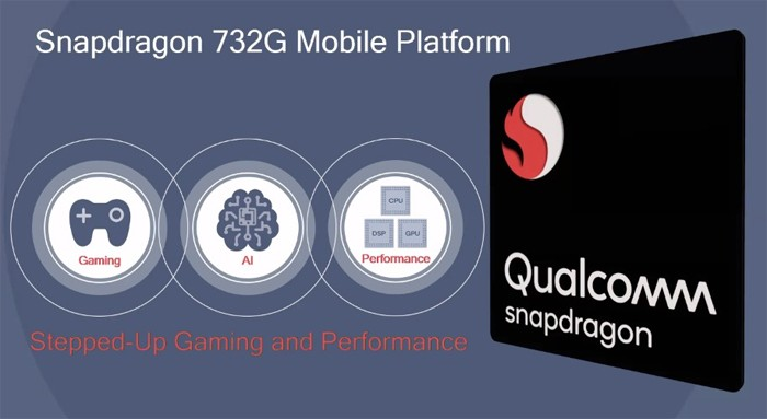 Qualcomm Snapdragon 732G All